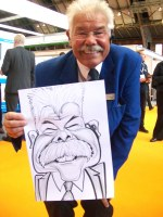 UK CARicature Artists Caricaure Uk Art